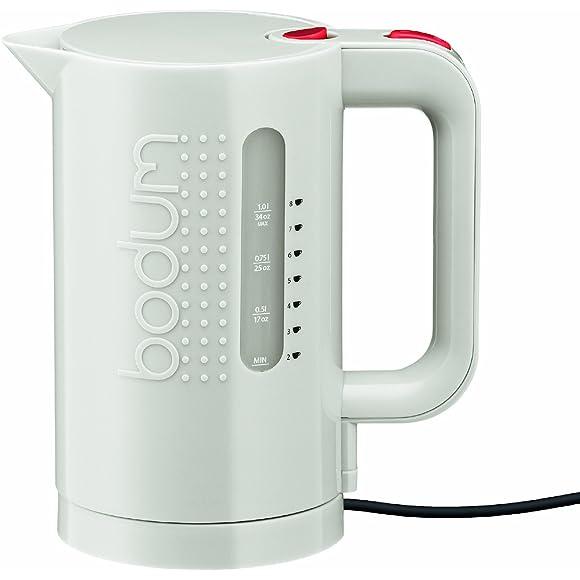 Bodum Bistro 1L Electric Kettle - White