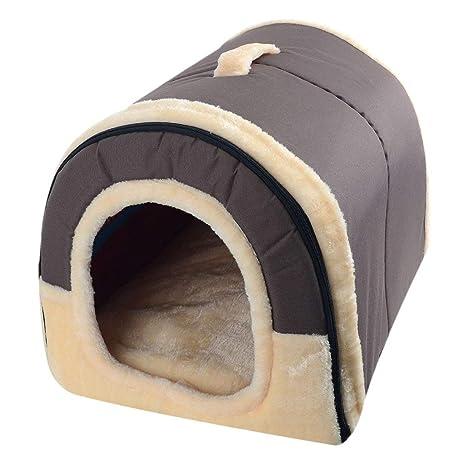 Tomister Cama para Perros, Cama para Gatos, Cueva para ...