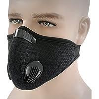 FeiyanfyQ – Máscara anticontaminación para Motocicleta, Deportiva, a