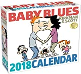 img - for Baby Blues 2018 Day-to-Day Calendar book / textbook / text book