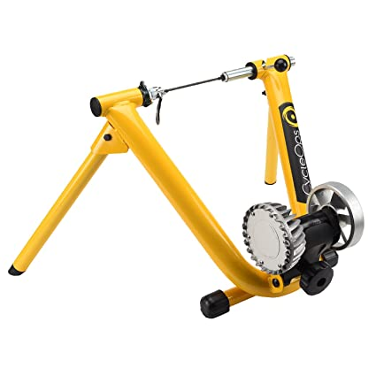 Fluid Bike Trainer >> Amazon Com Cycleops Basic Fluid Bicycle Trainer With Leveling