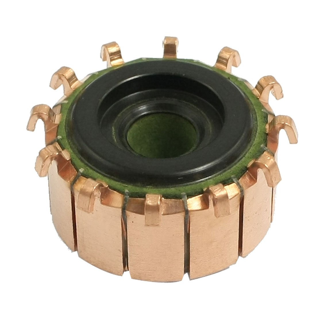 uxcell 6.35mm x 21.5mm x 12mm Copper Case Auto Alternator Motor Power Tool Commutator a12102200ux0820