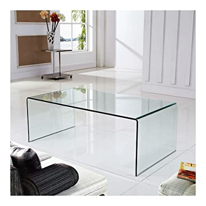 Luxury Coffee Table Tempered Glass