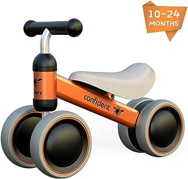 XIAPIA Bicicleta sin Pedales para Niños, Bicicleta Bebe 1 Año ...