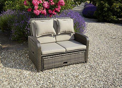 Amazon De Dreams4home Lounge Sofa Bajula Lounge Sofa Rattan