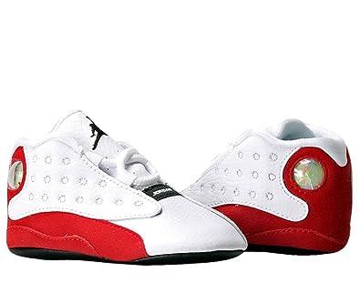 premium selection 592cc e40f5 Air Jordan 13 Retro Crib Gift Pack OG Chicago White Black True Red