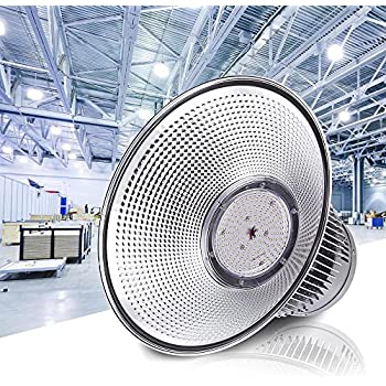 Le 55w Led High Bay Light Super Bright Commercial