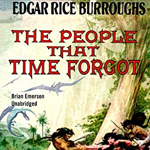 The People That Time Forgot Audiobook
