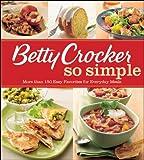 Betty Crocker So Simple, Betty Crocker, 0470605367