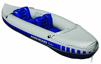Amazon.com: Kayak hinchable con cabezal de aire, 2 personas ...