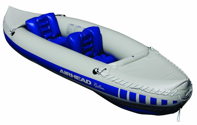 Airhead ROATAN Inflatable Kayak, 2 person