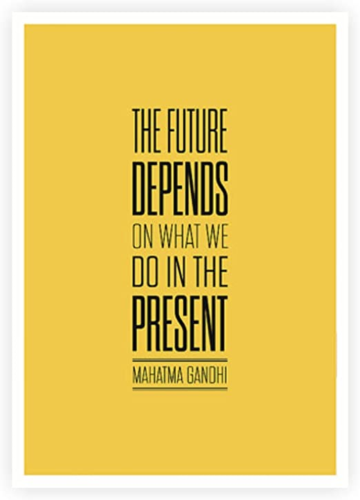 Amazon LAB NO 4 The Future Depends on What We Do in The