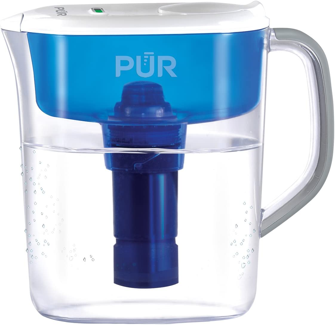 PUR 11-Cup Ultimate Water Filtration Pitcher with LED