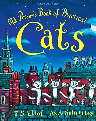 Little Bookworm No 80 Old Possums Book Of Practical Cats