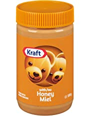 Kraft Peanut Butter with Honey, 500g