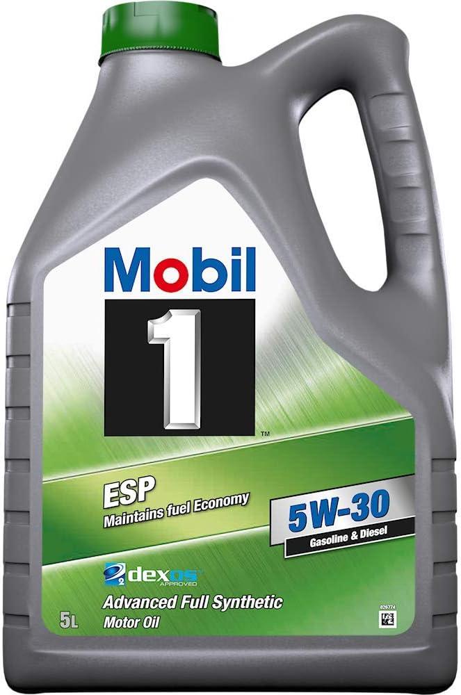 *New Version* Mobil 1 ESP 5W-30 Engine Oil, 5L