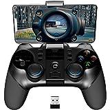 BINDEN Control Inalámbrico PG-9156 Liberator S7 Compatible con teléfonos Android, Tablet, Emulador, PC Windows, Función Turbo