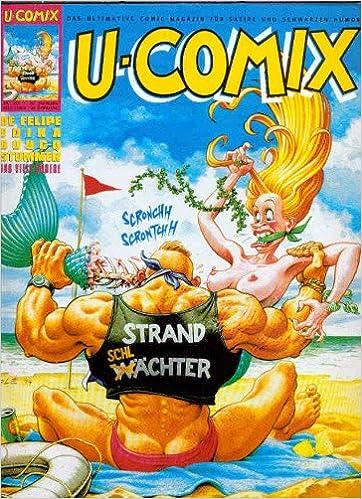 U COMIX Nr.: 166 (Comix für Erwachsene): : Edika