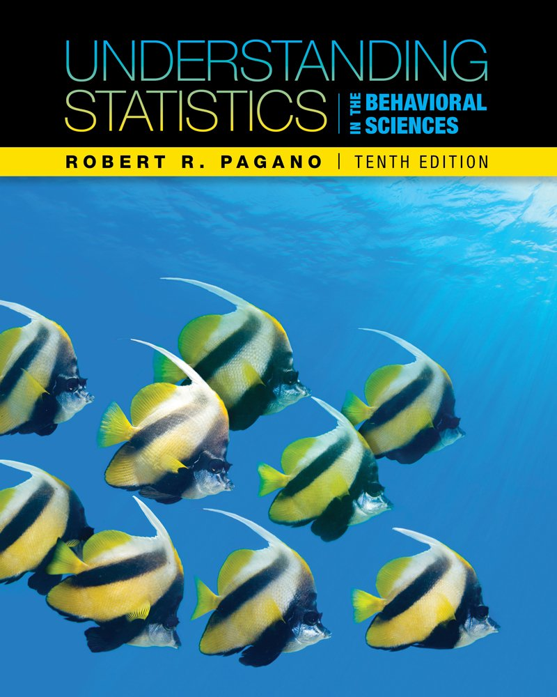 Understanding Statistics in the Behavioral Sciences, 10th Edition by Brand: Cengage Learning