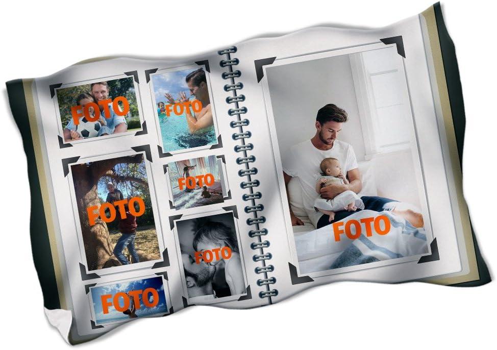 Babloo Plaid Coperta in Pile Idea Regalo per Il Papa' Album