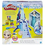 Play-Doh Disney Frozen Enchanted Ice Palace Toy with Elsa Doll