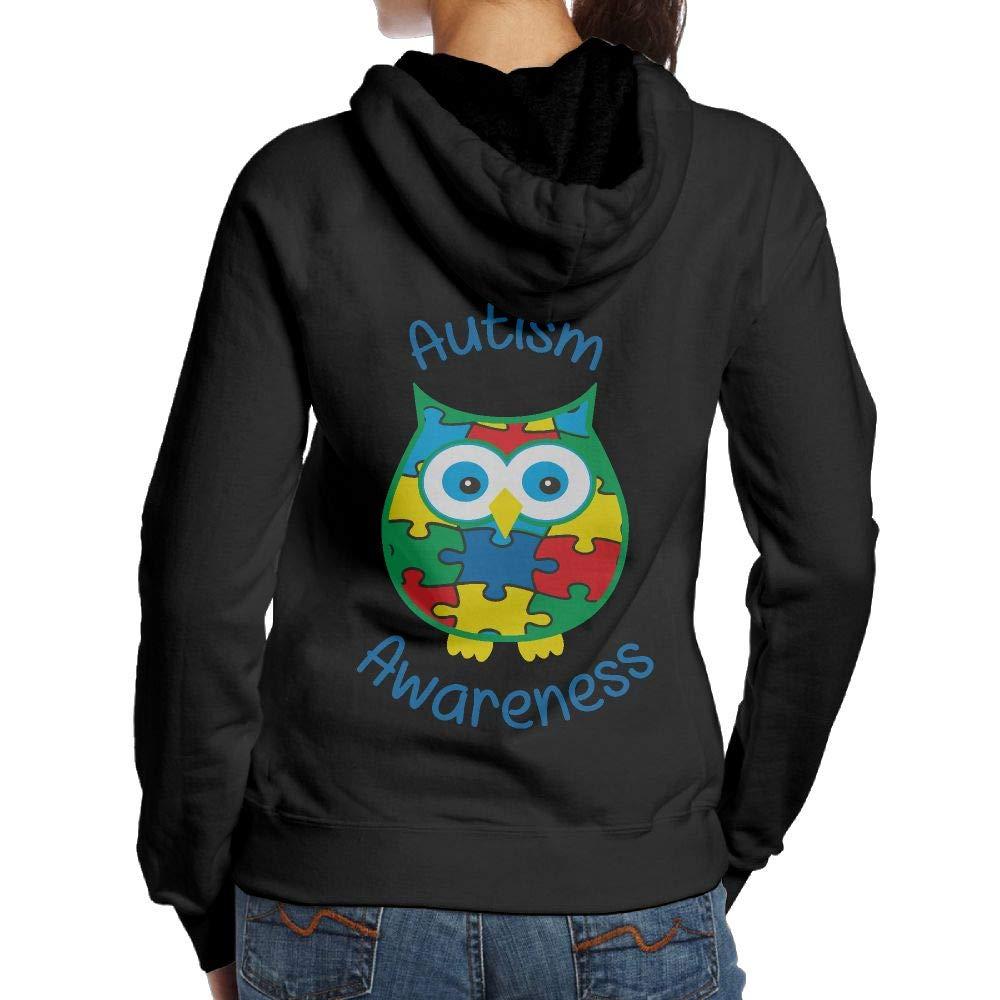 Autism Awareness Owl Adult S Cool Sweater T Shirt
