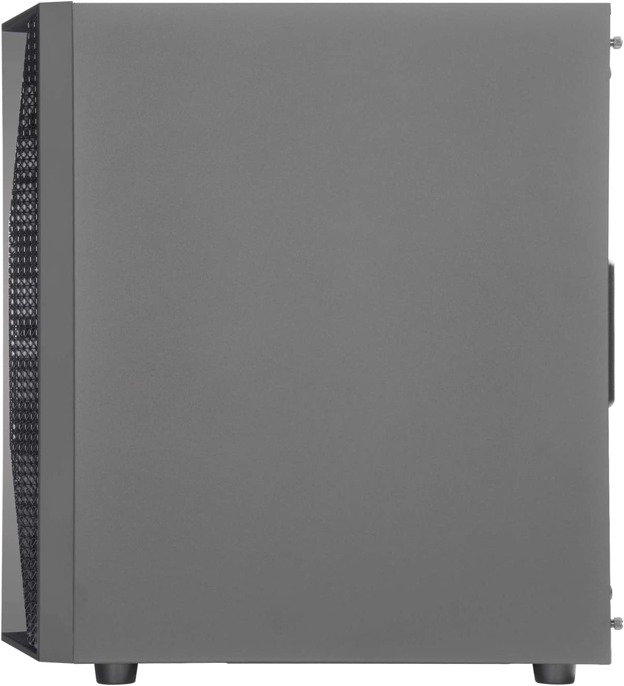 SST-FAB1B-G Micro-ATX Silverstone FARA B1 ATX Mini-ITX Black Color with Lightly Tinted Tempered Glass Side Panel Included for displaying Your Uniquely Built System