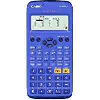 Casio FX-82LA X-BU Calculadora Científica Classwiz com 275 Funções,azul
