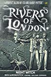 """Rivers of London Volume 2 - Night Witch"" av Ben Aaronovitch"