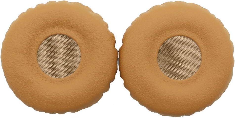 ESden - Almohadillas de Repuesto para Auriculares AKG Y40 Y45BT Y45 (1 par)