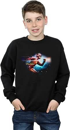 DC Comics Niños The Flash Sparks Camisa De Entrenamiento