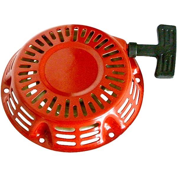 Arranque de cuerda generador bomba agua arrancador tirador ...