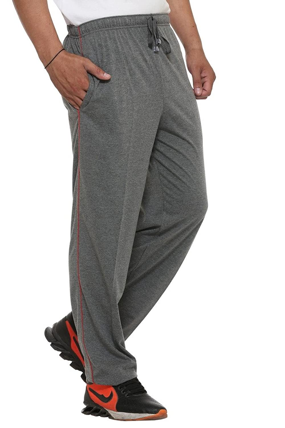 Vimal Cotton Blended Trackpants For Men's
