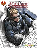The League: Nemesis Rising Coloring Book (The League Coloring Books) (Volume 1) by  Sherrilyn Kenyon in stock, buy online here