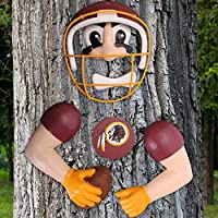 NFL Football Player Tree Decoration