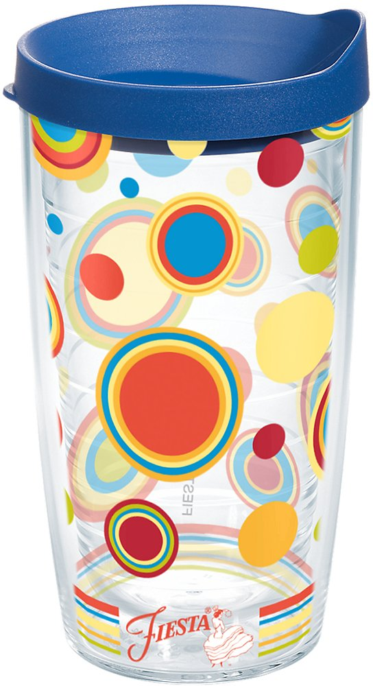 Tervis 1248535 We Go Together Like Tumbler with Wrap and Royal Purple Lid 16oz,