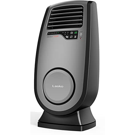Lasko Ceramic Electric Heater With 3D Motion Heat Technology, Electronic  Touch Control Operation,