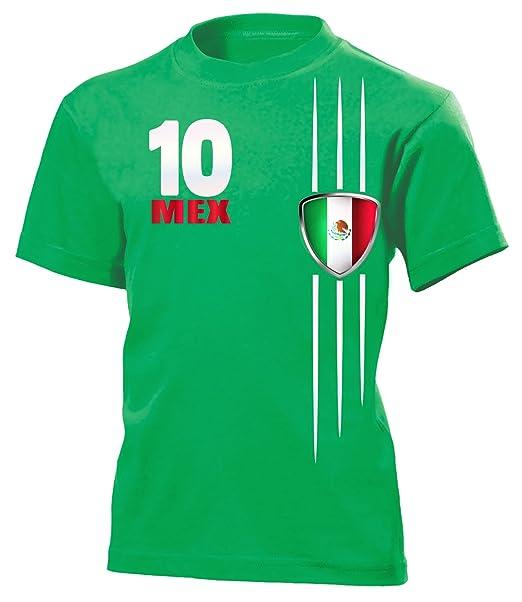 T-shirt//Trikot Mexiko WM 2018 Fussball Fanartikel