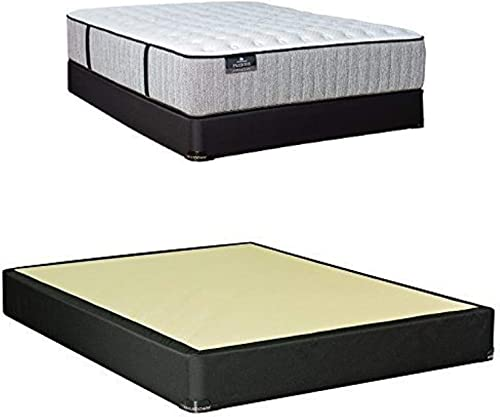 Kingsdown Passions Aspiration Firm Mattress and 9″ Box Spring