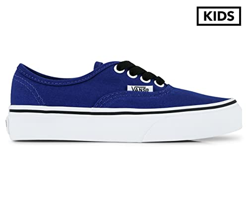 1fdc4d5ff0e6 Image Unavailable. Vans Kids  Authentic Sodalite Shoe Sodalite Blue True  White