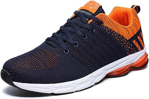 AZOOKEN Zapatillas Running para Hombre Aire Libre y Deporte ...