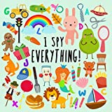 Best Book 4 Year Olds - I Spy - Everything!: A Fun Guessing Game Review