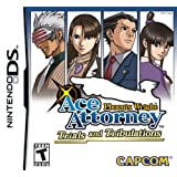 Phoenix Wright Ace Attorney Trials Ans Tribulations