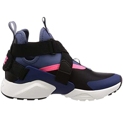 b84c79f86bdec Nike Women s Air Huarache City Navy AH6787-002 (Size  9.5)  Buy ...
