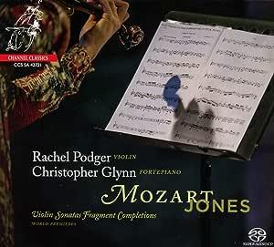 Mozart: Violin Sonatas Fragment Completions