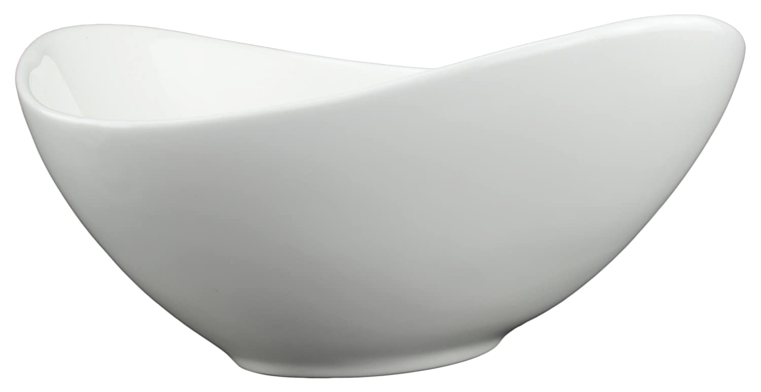 Tannex White Tie Wave Bowl, Large, White 94124
