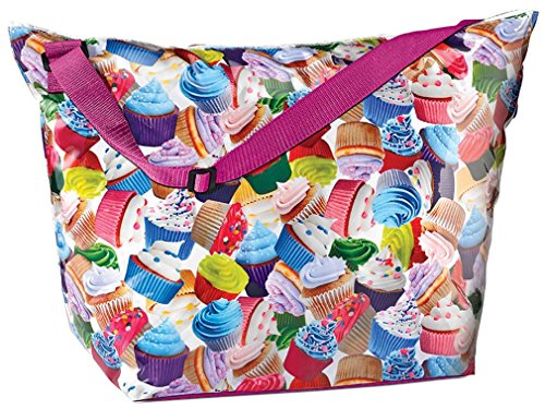(iscream 'Colorful Cupcakes' Weekender 23.5