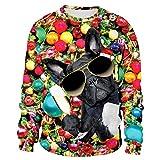 U LOOK UGLY TODAY Unisex Sweatshirt X-Large