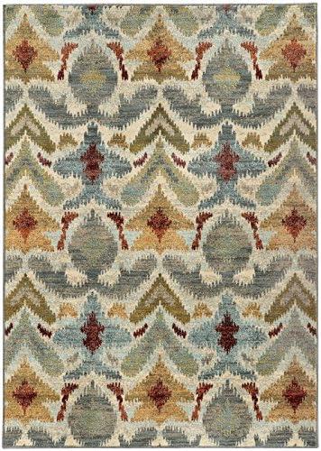 Oriental Weavers 6371C Sedona Area Rug, 9 10 x 12 10