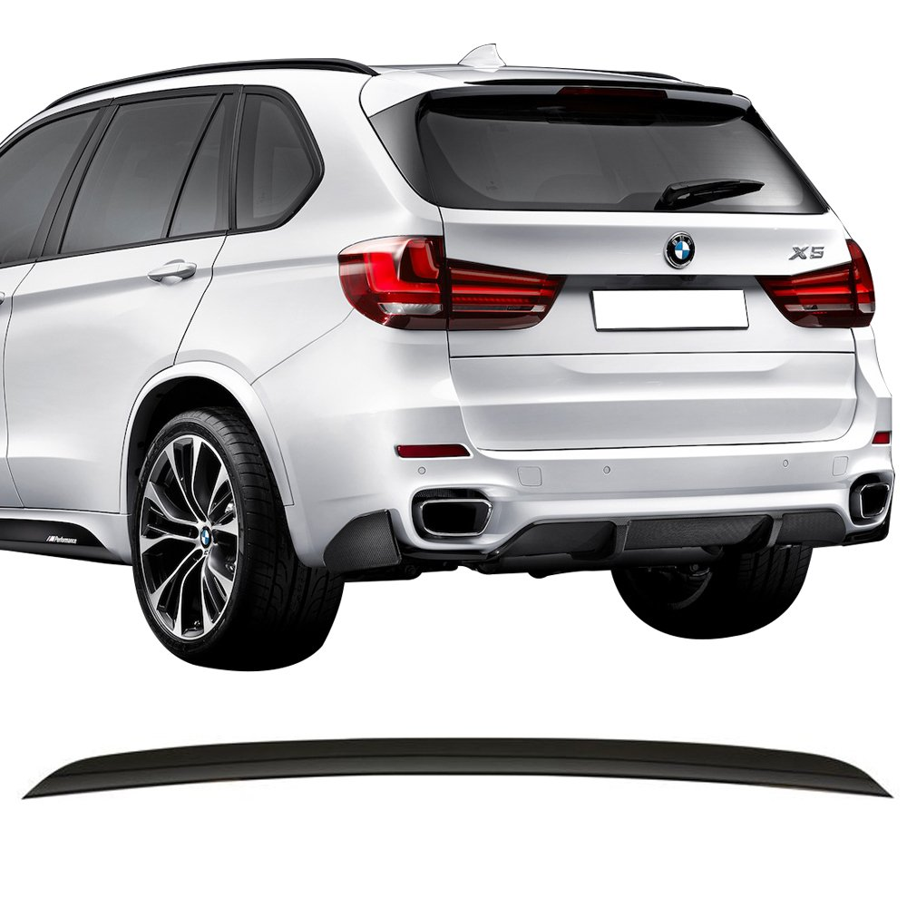 1416a9c89bc Roof Spoiler Fits 2014-2017 BMW F15 X5